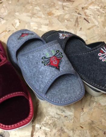 Bambosz – Wyrób i Sprzedaż Pantofli